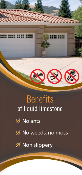 Liquid limestone benefits